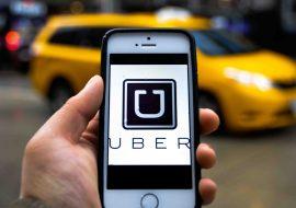 presiden direktur uber