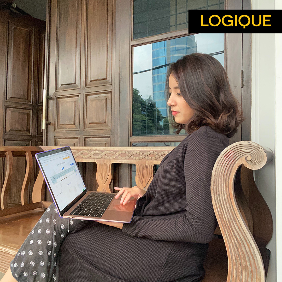 Logique Work From Home with Dokodemo