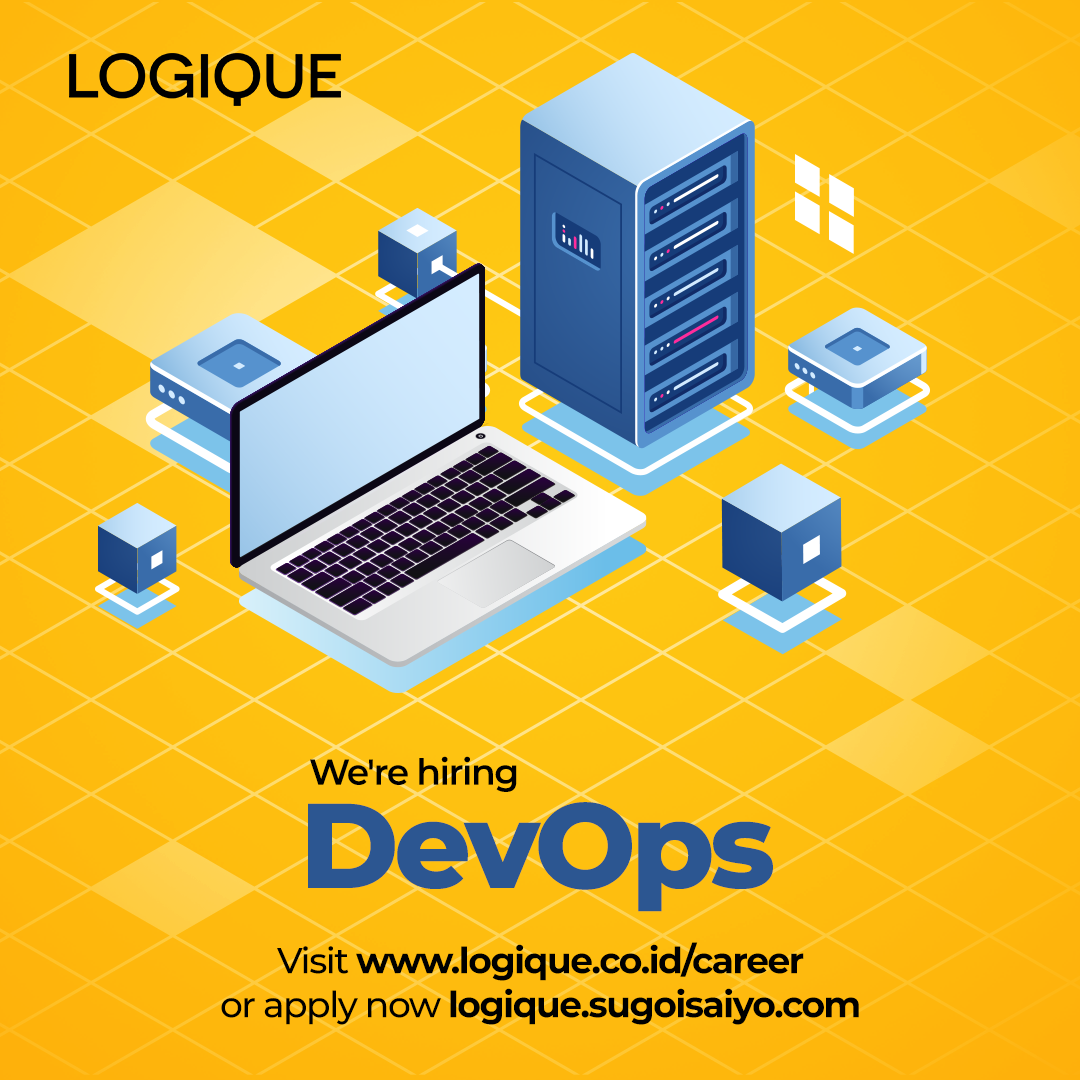 Lowongan DevOps Engineer, join with us now